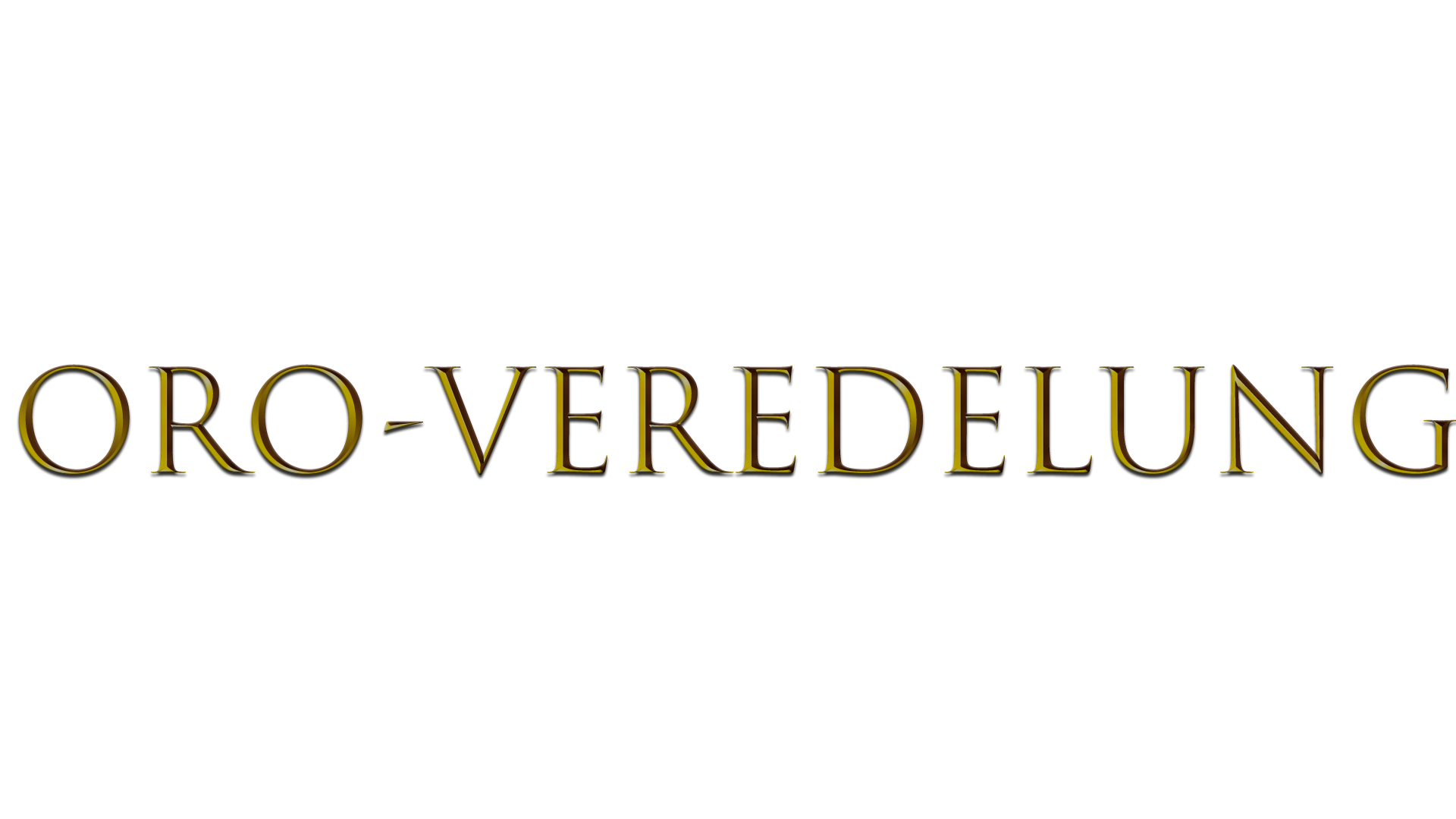 ORO Veredelung